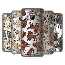 HEAD CASE DESIGNS DOG BREED PATTERNS 8 GEL CASE FOR HTC PHONES 2