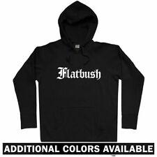 Flatbush Gothic Brooklyn Hoodie - BK NY NYC New York Nets Hip-Hop - Men S-3XL