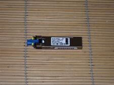 Cisco GLC-FE-100BX-D 100BASE-BX10-D SFP 1550 TX3 /1310 10 km SMF V01 10-2101-01