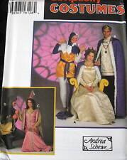 S 9229 Medieval Dress Costume pattern sz L XL Schewe
