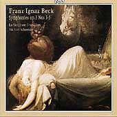 Franz Ignaz Beck: Symphonies Op. 3, Nos. 3-5, New Music