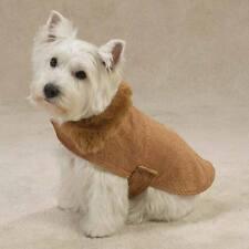 Dog COZY CAPE Paisley Berber or Fleece Jacket Clothes Pet Coat XXS XS S M L XL