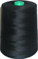 Negro Hilo de Coser 120s Hilo Poliéster, 40/2 , 9.1m
