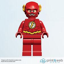 Lego The Flash Vinyl Decal Wall Sticker DC Kids