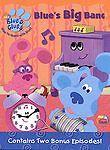 Blue's Clues - Blue's Big Band by Steve Burns, Traci Paige Johnson, Donovan Pat