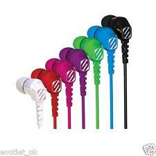 Scosche In Ear Earphones Headphone Noise Isolating for iPhone 6s/6/5/5c/Plus MP3
