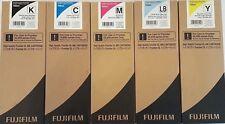 Fujifilm DL600 Ink Cartridge 700ml BLACK, MAGENTA, CYAN, LB (2018-Exp)