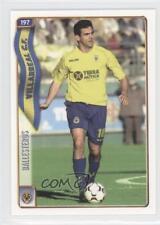 2004 2004-05 Mundicromo Las Fichas de la Liga #197 Ballesteros Soccer Card
