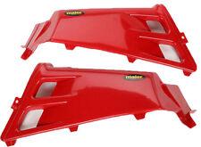 NEW YAMAHA YFZ 350 BANSHEE RED PLASTIC GAS TANK COVER PLASTICS
