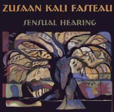 Zusaan Kali Fasteau, Kall Fasteau Z. - Sensual Hearing [New CD]