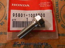 HONDA CX GL 500 Bullone Pinza Freno Bullone Bremszange BOLT FLANGE BRAKE CALIPER
