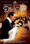 De-Lovely (DVD, 2004, Canadian)- Kevin K Line, Ashley Judd-FAST SHIPPING