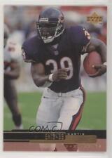 1999 Upper Deck #37 Curtis Enis Chicago Bears Football Card