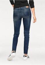 Le Temps Des Cerises JEA F POWER3 Jeans, Blau, W26,28,30 L32