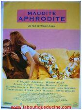 MAUDITE APHRODITE Affiche Cinéma / Movie Poster WOODY ALLEN Helena Bonham Carter