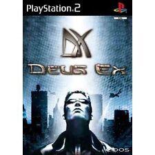 Deus Ex (Sony PlayStation 2, 2002)