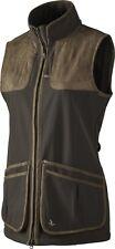 Seeland women's Softshell-jacket WINSTER LADY - black coffee - 120207314