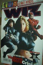 Wiz n.75 rivista Marvel ed.Panini  (Vedova Nera,Universo X)