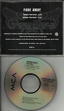 SPREAD EAGLE Fade Away w/ RADIO VERSION PROMO DJ CD single 1992