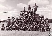 Rhodesian Army RLI Mortar Team  B&W Photo