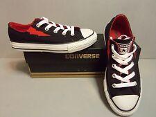 Converse Boy's Youth Chuck Taylor All Star Boltz Shoes SIZES NIB Black Red White