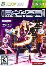 DanceMasters (Microsoft Xbox 360, 2010) -- CIB