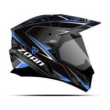 Zoan Synchrony Dual Sport Hawk Snow Helmet