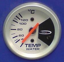 Temperatura dell' acqua Gauge Dial 52mm 7 COLORI LED 120 ° C