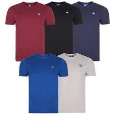 Hombre Nuevo almirante Logo T-Shirt Top Básico Barato Ganga valor de algodón T-Shirts