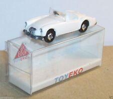 MICRO TOY EKO TOYEKO HO 1/86 1/87 MG MGA 1600 CABRIOLET SPORT REF 2101 IN BOX