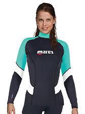 Mares UV-Shirt Rash Guard Trilastic Slim Fit Longsleeve Damen Collection 2018