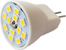 12V AC//DC 1.3W G4 Omni-Directional Lamp Bulb 15 3528 LED