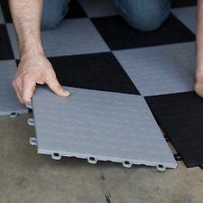 Home Basement Floor Tiles Coin White - USA MADE