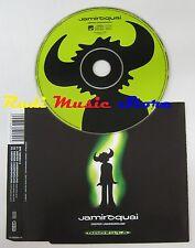 CD Singolo JAMIROQUAI Deeper underground GODZILLA 1998 EMI 665904 2 no mc lp S3*