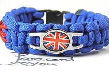 Länder Flaggen Armband-Männer Armband-Frauen Armband-Fanartikel-Groß Britanien