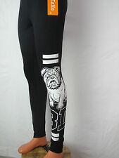 ! novedad! leggings xs-xl con Bully Engl Bulldog perros motivo verano leggings viscosa