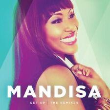 Get Up: The Remixes - Mandisa (CD, 2014, Sparrow)