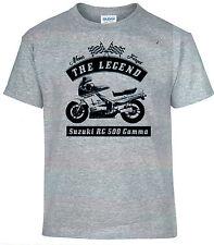 tee-Shirt,Suzuki RG 500 Gamma,Bike,Moto,Vintage,Youngtimer
