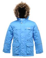 Regatta Doofus Kids Jacket Insulated Waterproof Girls & Boys Multi Colours