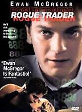 Rogue Trader DVD ~  Ewan McGregor ~  Anna Friel // Out of Print