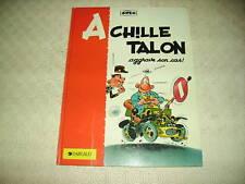 ACHILLE TALON AGGRAVE SON CAS DARGAUD ANNEE 1989