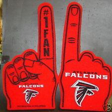 NFL Foam Finger, Atlanta Falcons, NEW