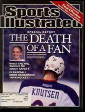 2002 Sports Illustrated: Espen Knutsen - Death of Fan Brittanie Cecil