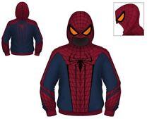The Amazing Spider Man Boys Juvy  Zip Up Sweatshirt Hoodie SIZE 4-5/6-7