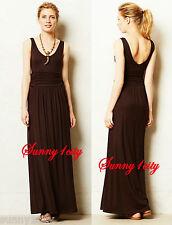 NEW XSP SP Anthropologie Talassemtane Maxi Dress By Vanessa Virginia 5 Star RARE