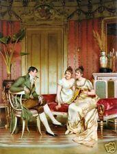 Repro Print' la tarde visitante' por soulacroix