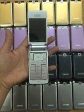 Estado Nuevo Samsung S 3600 Flip FOLD 2G GSM con Cámara Desbloqueado Sim Libre Elegante