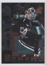 1997-98 Pinnacle Inside Coaches Collection #70 Guy Hebert Hockey Card