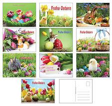 10 20 50 100 1000 Osterpostkarten Osterkarten Ostern Postkarten Oster-Postkarten