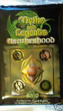 MYTHS & LEGENDS BROTHERHOOD CCG BOOSTER PACK